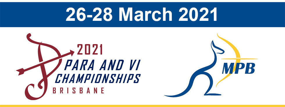 2021 Para and VI Championships - Brisbane Archery